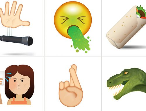 10 amazing new emoji you wish you had