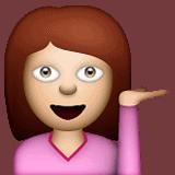 Emoji Girl Shirts