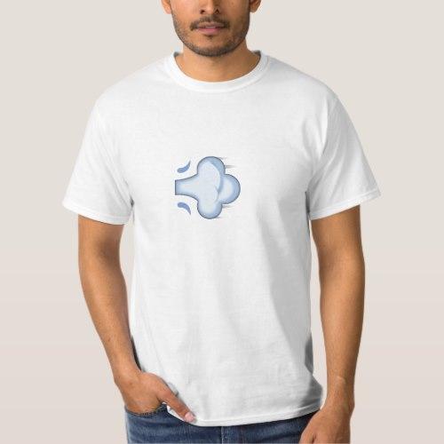 Dash Symbol Emoji T-Shirt for Men