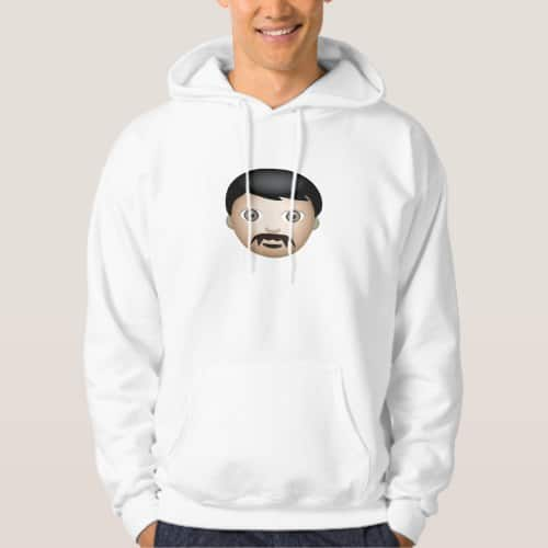Man Emoji Hoodie for Men