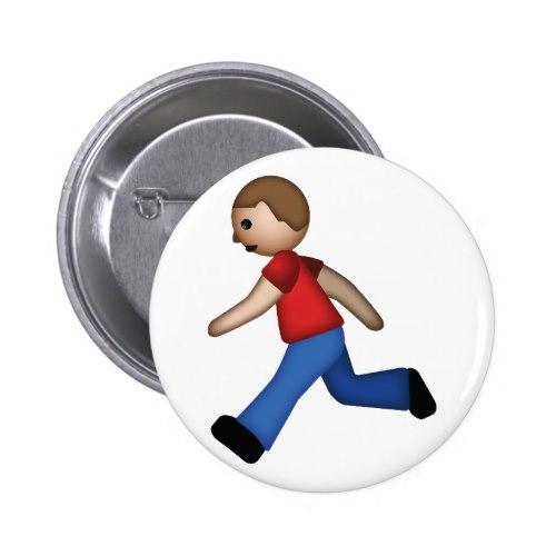 Runner Emoji Button