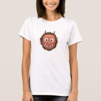 Japanese Ogre Emoji T-Shirt for Women
