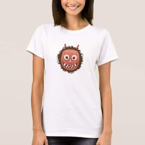 Japanese Ogre Emoji T-Shirt for Women