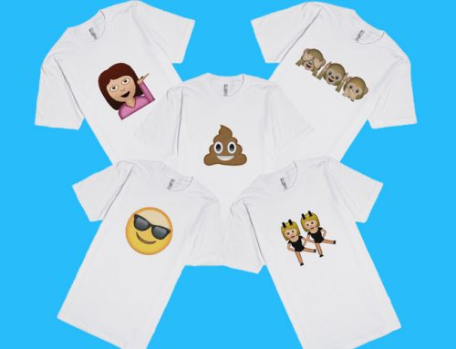 48 Hour Emoji Shirt Contest!