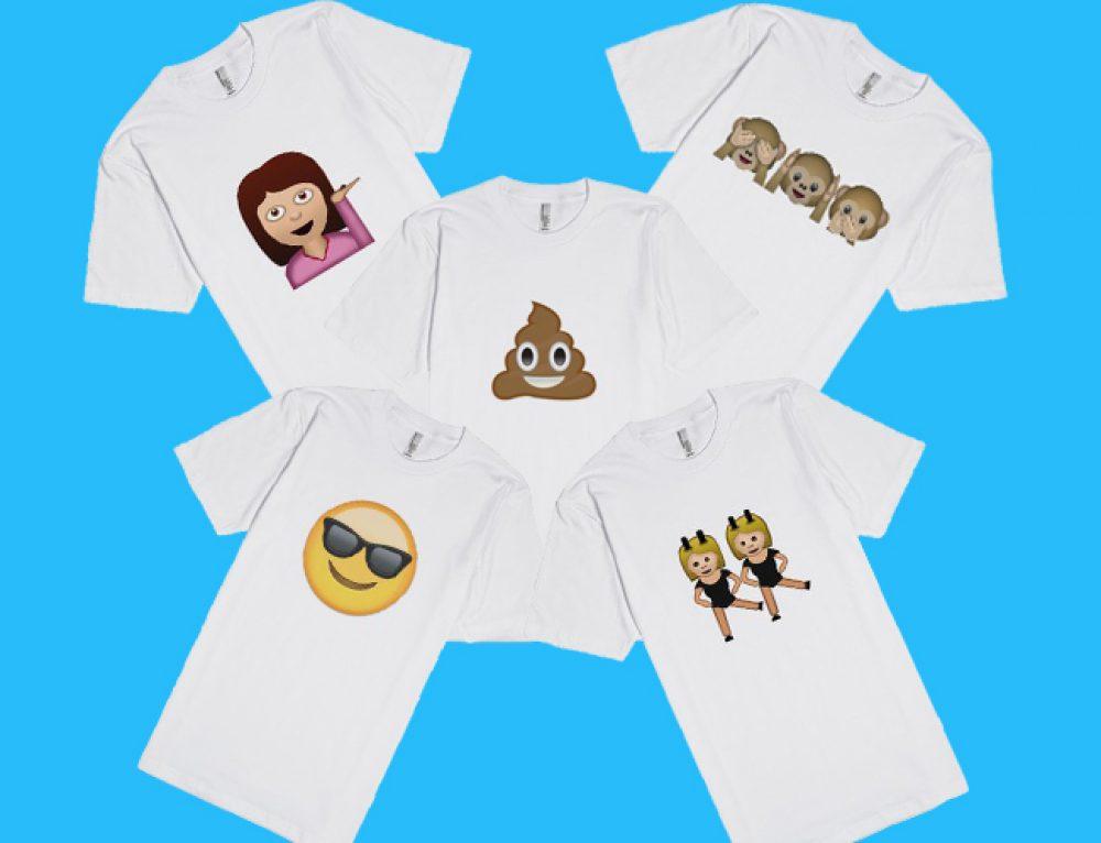 48 Hour Emoji Shirt Contest!