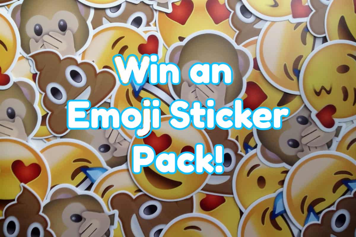 Emoji stickers by EmojiPrints