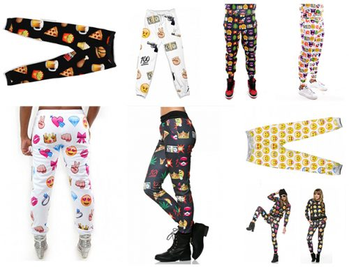 The 10 Hottest Emoji Joggers Right Now